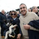 Amina Fiorillo e Maurizio Gasparri