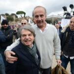 Renato Brunetta  e Andrea Ronchi