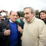 Renato Schifani e Maurizio Gasparri
