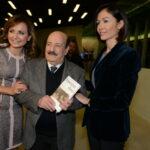 Ester Mieli, Alberto Mieli e Mara Carfagna