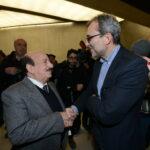 Alberto Mieli e Roberto Giachetti