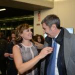 Ester Mieli e Gianmarco Chiocci