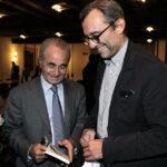 Arturo Parisi e Roberto Giachetti (c) Imagoeconomica