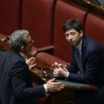 Roberto Giachetti e Roberto Speranza (c) Imagoeconomica