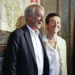 Giuliano Pisapia e Francesca Balzani