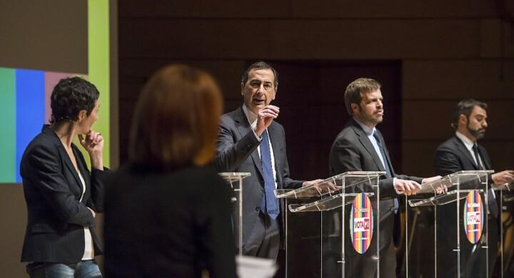 Primarie Pd a Milano, tutte le idee di Balzani, Majorino e Sala