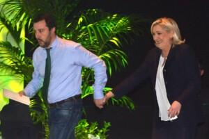 Tutte le contraddizioni del centrodestra a trazione Salvini