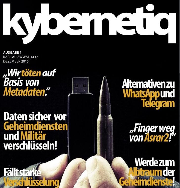 Kibernetiq, la nuova rivista che inneggia alla guerra cyber contro l'Occidente