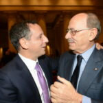 Massimo Parisi e Antonio Angelucci