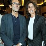 Roberto Giachetti e Paola Merloni (c) Umberto Pizzi