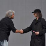 Beppe Grillo e Gianroberto Casaleggio