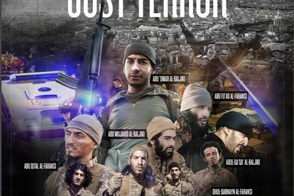 Isis, tutti i dettagli (nascosti) del manifesto su Dabiq che celebra gli attentati di Parigi