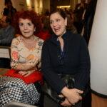 Valeria Fedeli e Ludina Barzini