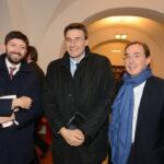 Roberto Speranza, Roberto Morassut e Angelo Rughetti