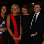 Giovanna Botteri, Monica Maggioni, Flavio Cattaneo
