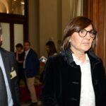 Pierangelo Albini e Renata Polverini