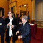 Renato Brunetta e Renata Polverini