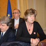 Renato Brunetta, Giuseppe Zappulla e Susanna Camusso