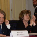 Renato Brunetta e Susanna Camusso
