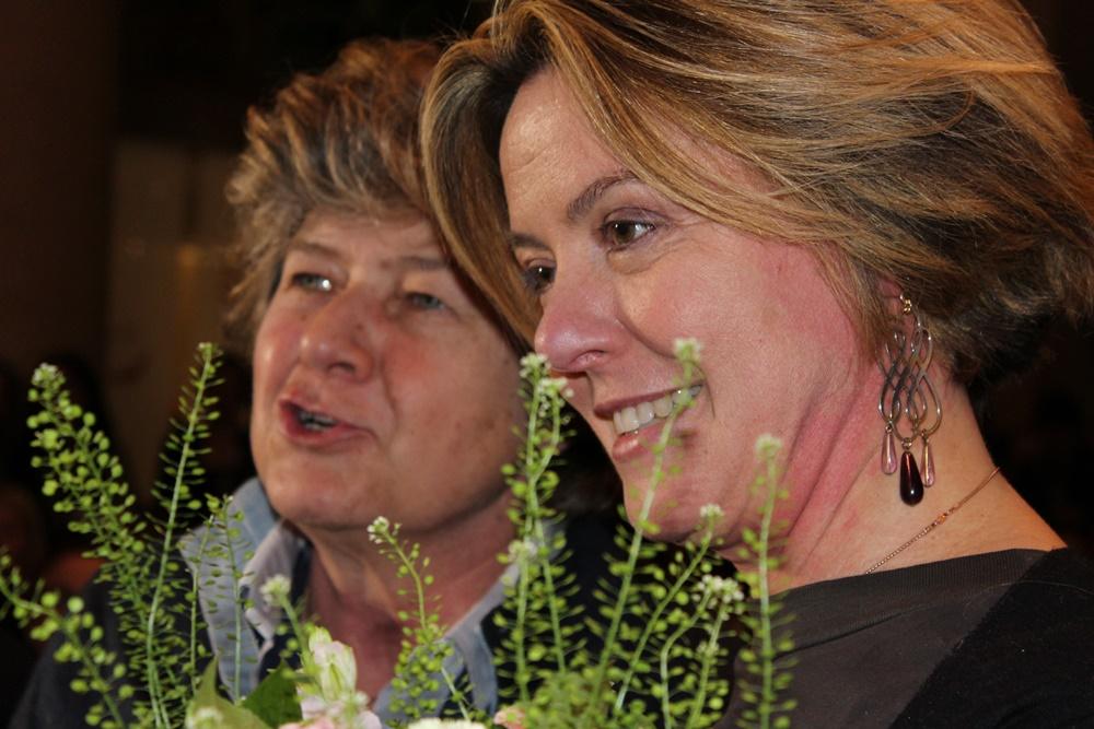 Susanna Camusso e Beatrice Lorenzin