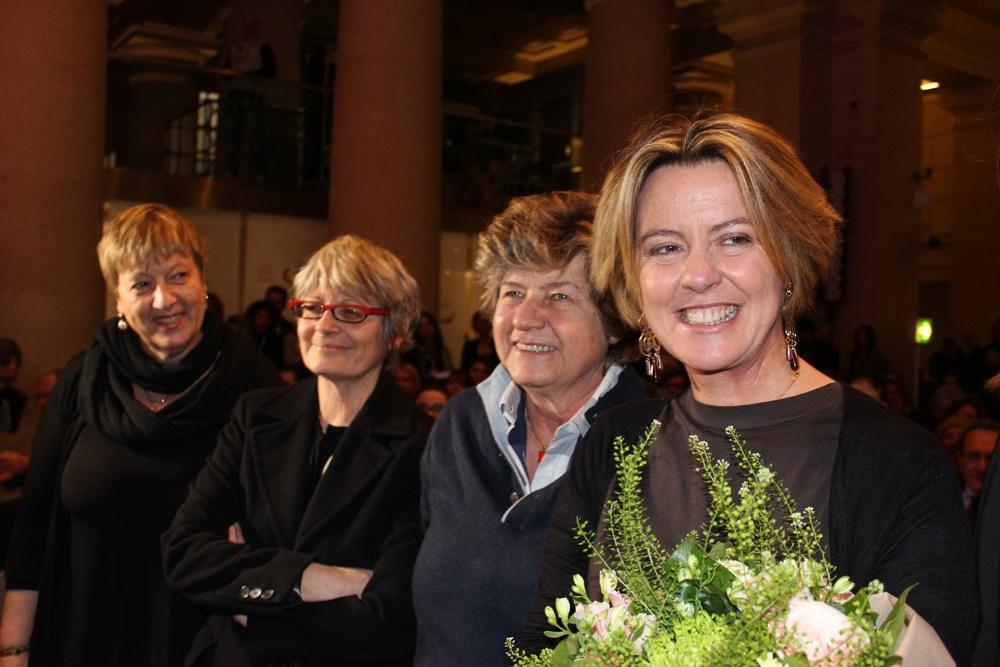Annamaria Furlan, Susanna Camusso e Beatrice Lorenzin