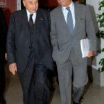 Antoine Bernheim e Vincent Bolloré