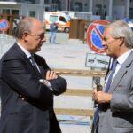 Lorenzo Pellicioli e Vincent Bolloré
