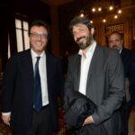 Mario Orfeo e Roberto Fico