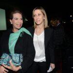 Marisela Federici e Simona Agnes