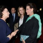 Anna Maria Scarinzi, Marisela Federici e Simona Agnes
