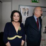Anna Maria Scarinzi e Ciriaco De Mita