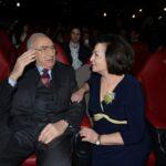 Pippo Baudo e Anna Maria Scarinzi