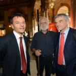Stefano Fassina, Sergio Staino e Sergio Chiamparino