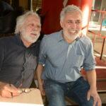 Sergio Staino e Francesco Piccolo