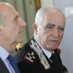 Alessandro Pansa e Tullio Del Sette