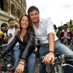 Paola Taverna e Alessandro Di Battista