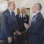Alessandro Pansa e Franco Gabrielli