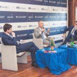 Pierangelo Fabiano, Francesco Starace e Paolo Boccardelli