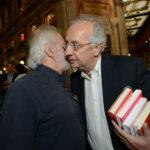 Sergio Staino e Walter Veltroni