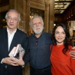 Walter Veltroni, Sergio Staino e Marianna Rizzini
