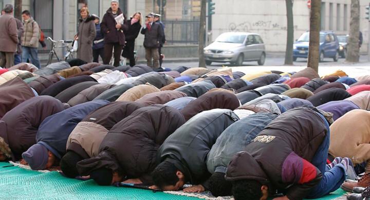 Tutte le città europee in lotta contro l'islamizzazione