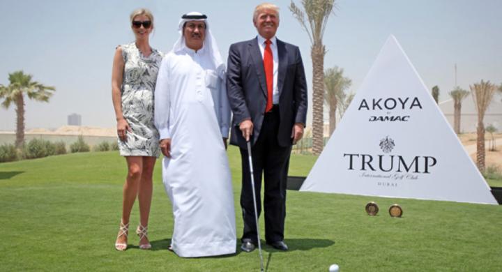 Tutti gli affari musulmani di Donald Trump