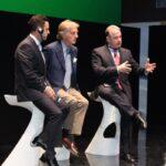 Cramer Ball, Luca Cordero Di Montezemolo e James Hogan