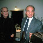 Giorgio Albertazzi, Fausto Bertinotti