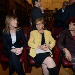 Maria Elena Boschi, Linda Lanzillotta e Valeria Fedeli