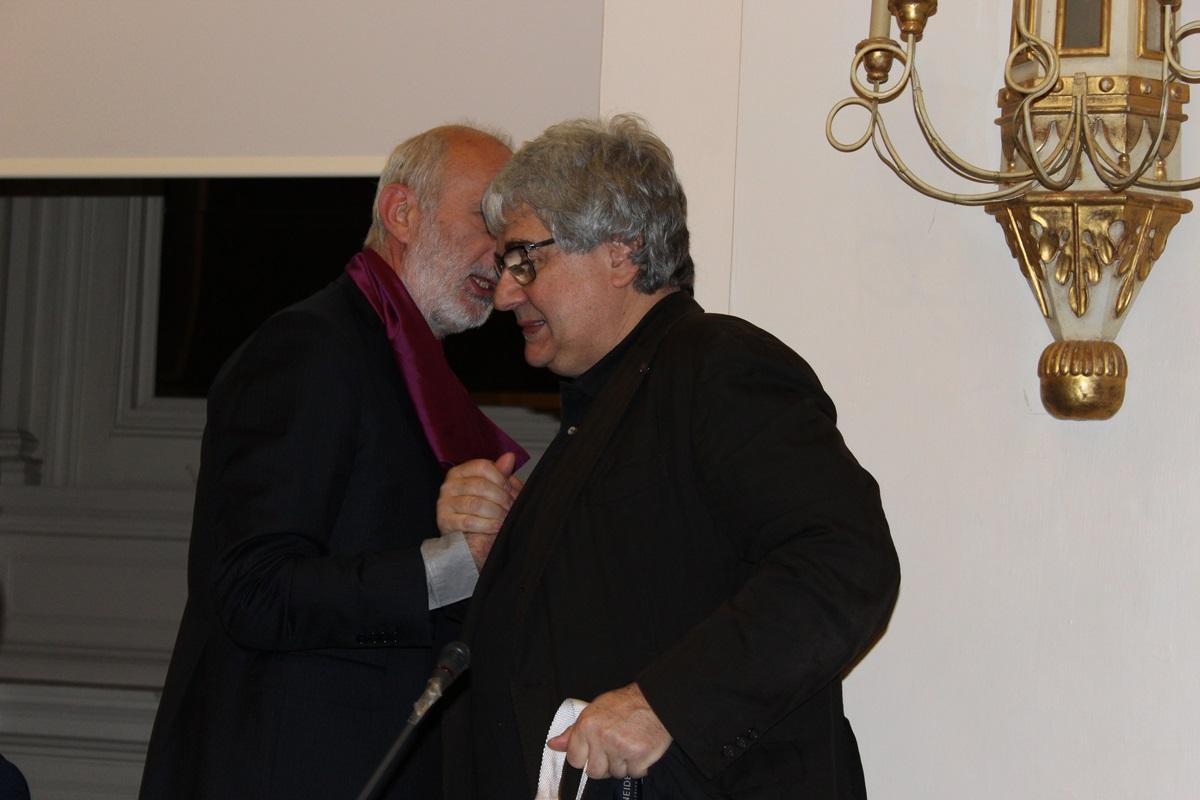 Jacopo Giliberto ed Ermete Realacci