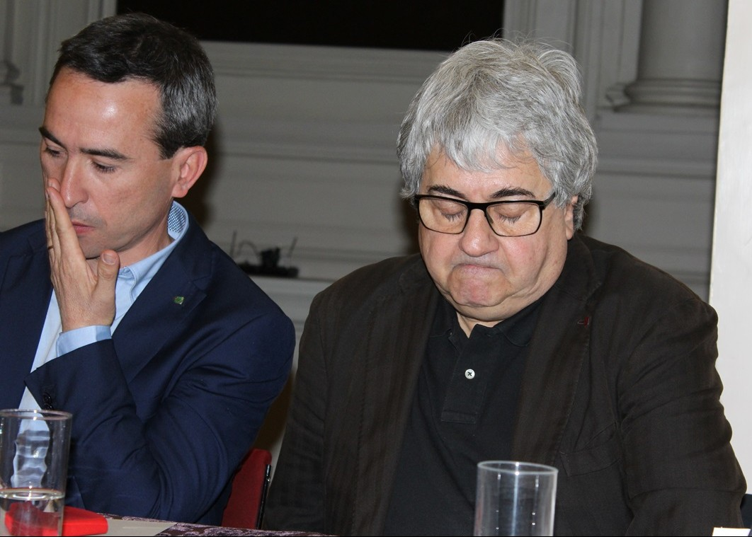 Stefano Ciafani ed Ermete Realacci
