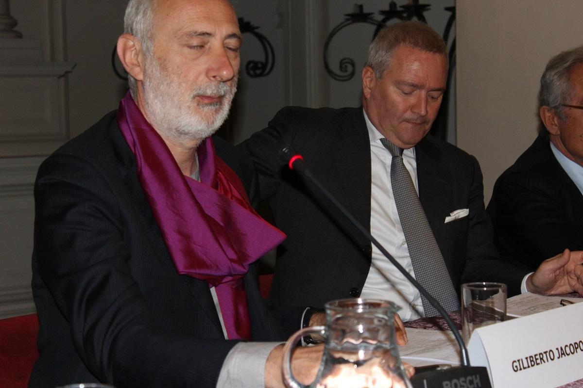 Jacopo Giliberto e Mauro Libé