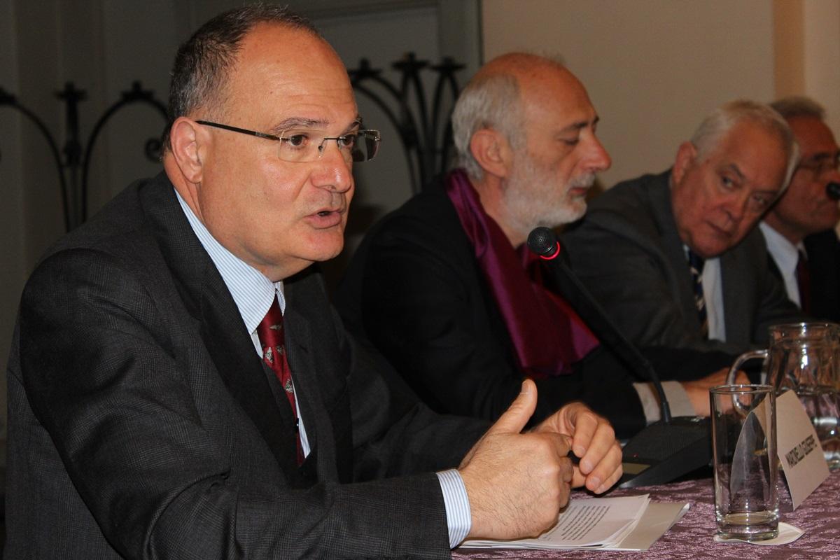 Giuseppe Marinello e Jacopo Giliberto