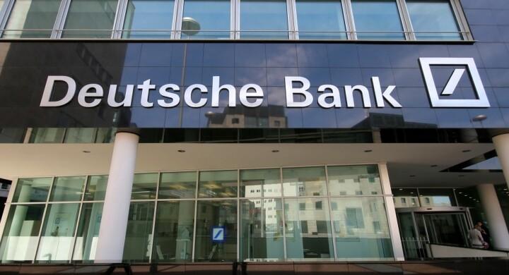 Perché nessuno parla degli scricchiolii delle banche tedesche?